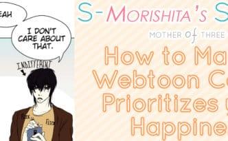 how to make a webtoon